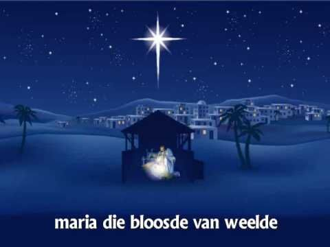 """▶ ♪ Kerstliedje: """"De herdertjes lagen bij nachte"""" met tekst! - YouTube"""