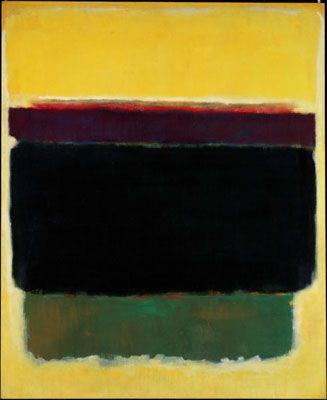 M. Rothko, Untitled, 1949