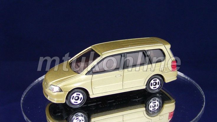 TOMICA 046E HONDA ODYSSEY RA6 | 1/64 | 46E-1 | FIRST | 2001 CHINA