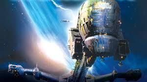 Event Horizon. The titular character of the 1997 film, the Event Horizon's experimental gravity drive takes it to a dimension of chaos and evil. When it returns, the ship has developed an evil sentience, with terrifying consequences for the crew sent to retrieve the ship.