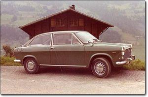 1965 Autobianchi Primula
