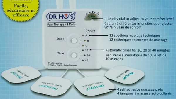 dr ho therapy machine