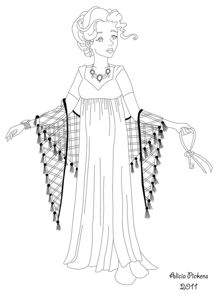 Claire Hastings By LicieOIC On DeviantART Coloring Book