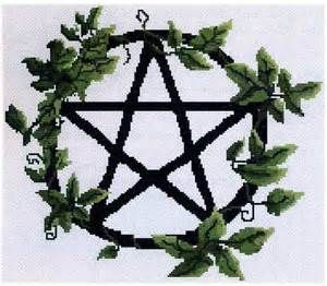 Free Triquetra Cross-stitch Pattern - My Yahoo Image Search Results