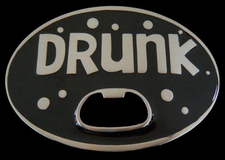 DRUNK BOOZE BIG BELT BUCKLE PARTY BOTTLE OPENER BUCKLES #drunk #drunkbuckle #drunkbeltbuckle #tipsy #tipsybuckle #funny #funnybeltbuckle #funnybuckles #coolbuckles #beltbuckle