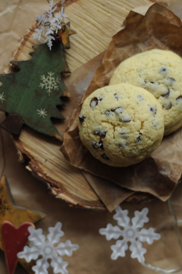 Chocolate drops cookies #sweetwood #homemade #cookies #Christmas