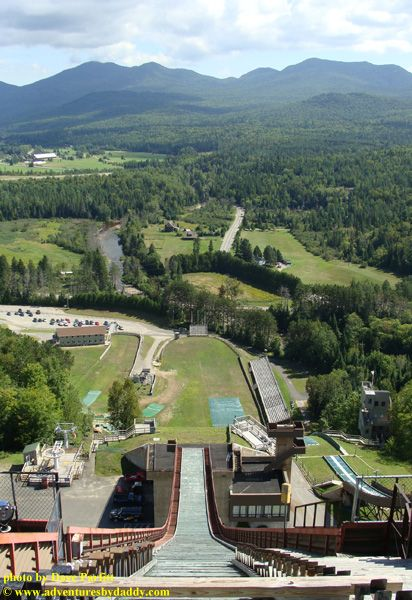 Catch the Olympic spirit in Lake Placid, New York