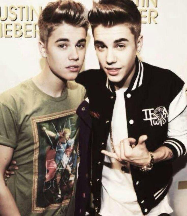 Justin Bieber Twin Brother Derek