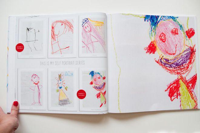 10 ways to display kids artwork | Mum's Grapevine