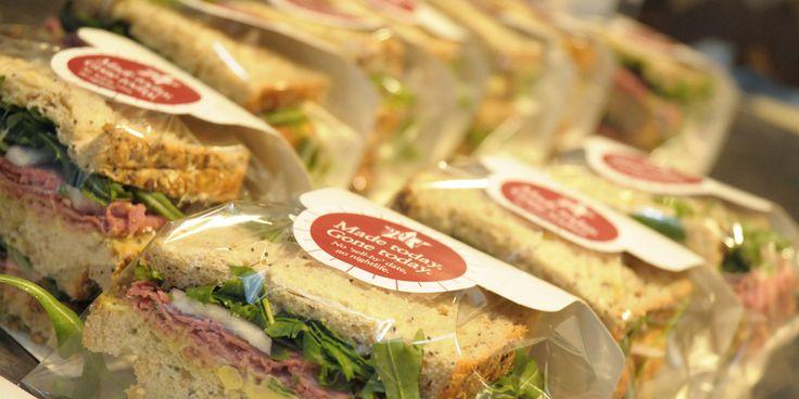 Prêt À Manger - Sandwich take away