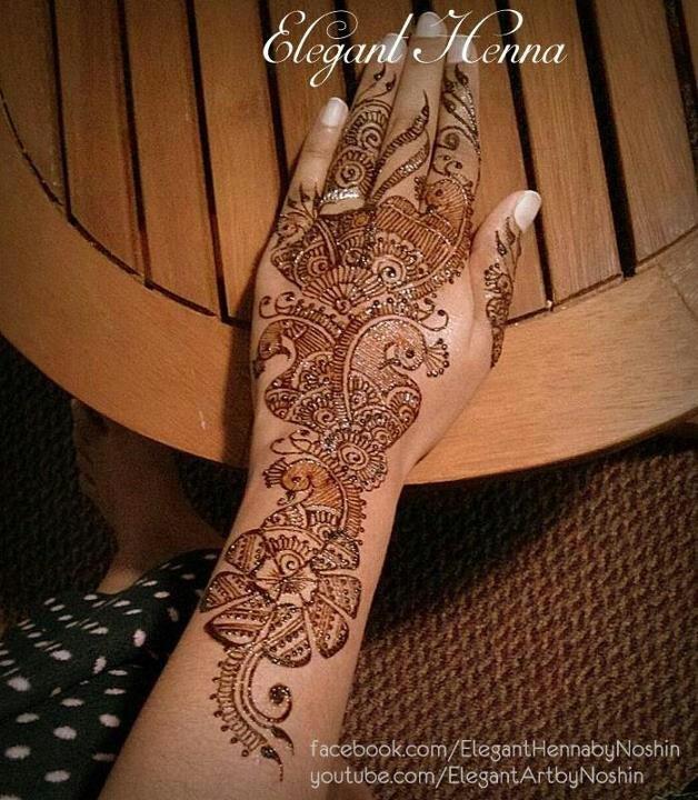 Henna Mehndi On Facebook : Best images about elegant henna on pinterest