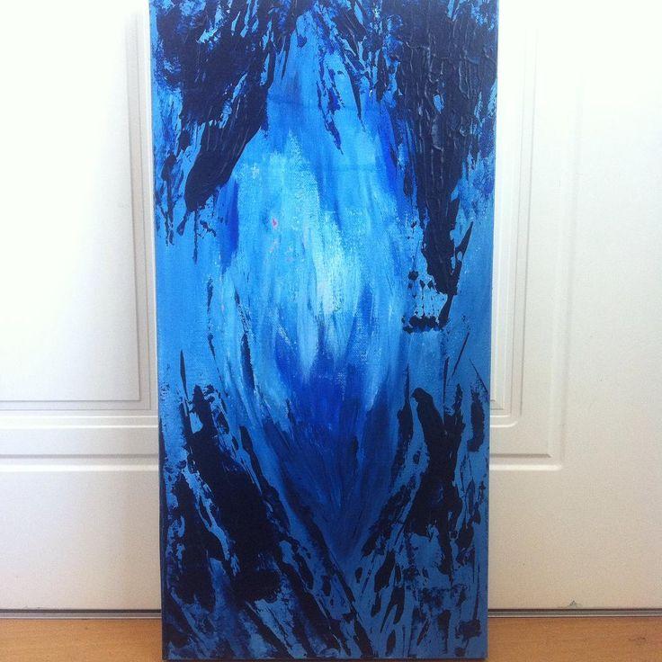 #abstractart #painting #acrylicpainting #acrylic #abstract #art #abstractacrylics © Kai-Arne Solbakken
