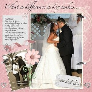 1000+ images about Wedding layouts on Pinterest | Fonts, Card ...