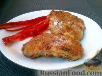Фото к рецепту: Ромштекс из говядины