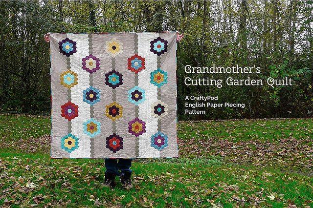 Grandmother's Cutting Garden Quilt