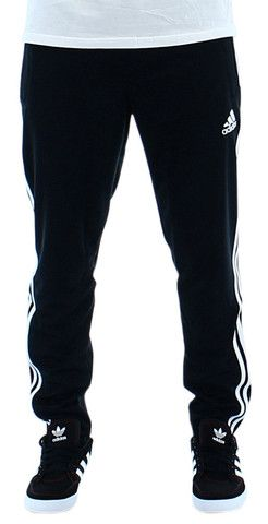 Adidas Tiro 13 Men's Training Pants Track Pants | Streetmoda. Click here for Adidas Apparel, t-shirts, outerwear & shoes http://www.streetmoda.com/collections/adidas