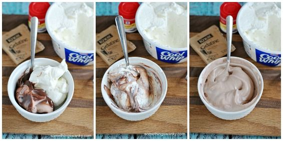 Homemade Cool Whip | www.somethingswanky.com