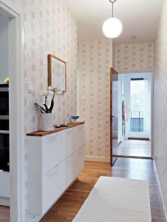 Les 25 meilleures id es concernant d corer chaussures sur pinterest chaussures de papier - Idee decoratie interieur corridor ...