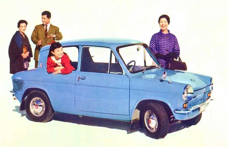1962年型 キャロル360 KPDA型
