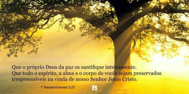 1 Tessalonicenses 5:23