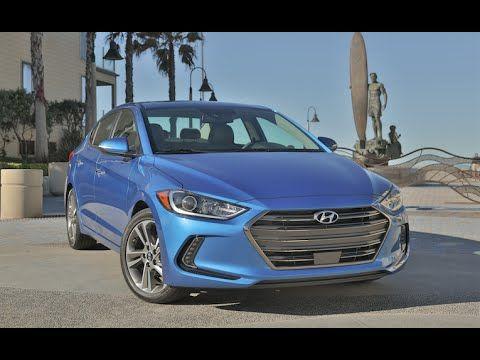 2017 Hyundai Elantra Review - First Drive