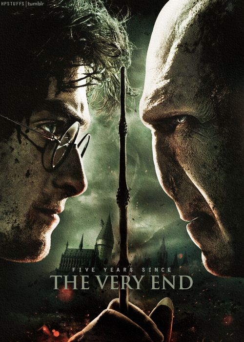 "Five Years since the release of ""Deathly Hallows – Part 2"""