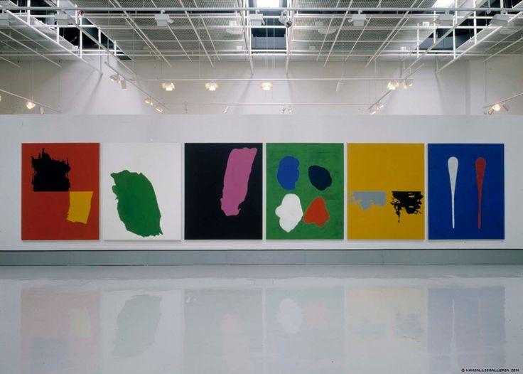 Paul Osipow. Hexad. 1993