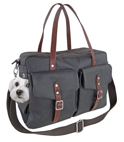 Designer Dog Carrier Holdall Bag by MICRO POOCH™ - Dog Purse Carrier, Dog Bag Carrier,ドッグキャリー, сумка для собак.