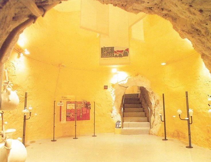 Museo de Aguas de #Alicante Pozos de Garrigós | Ayuntamiento de Alicante