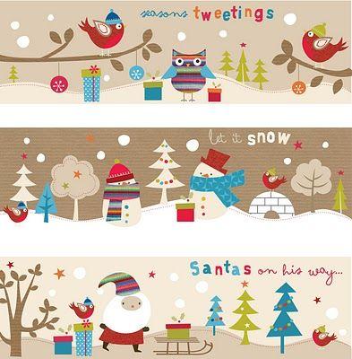 hilberrydesigns: John Lewis Christmas 2011