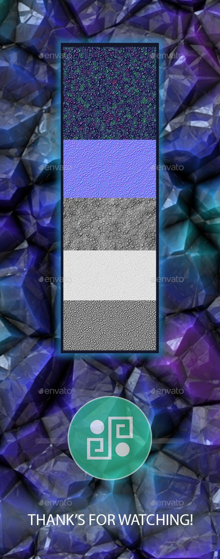 Alien Stone Texture