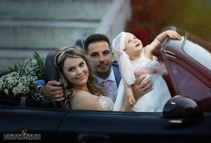 Φωτογράφηση γάμου βάπτισης στο Μαραθώνα | www.studio-dedes.gr