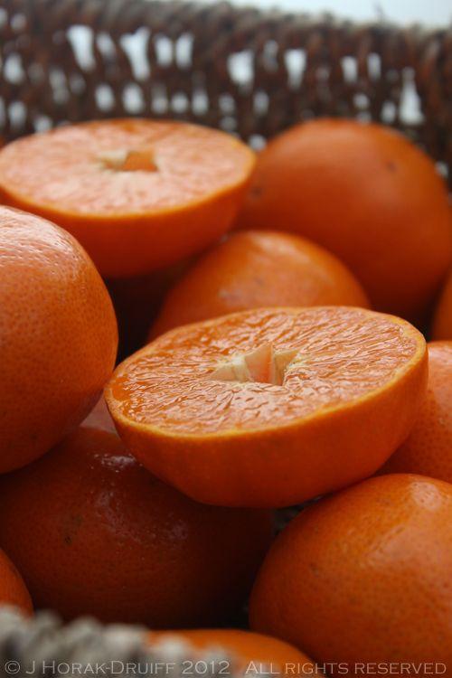Delicious ClemenGold! South African citrus fruit.