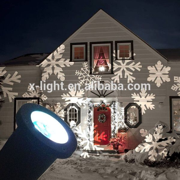 Star shower outdoor laser christmas lights star projector photo detailed about star shower for Star shower projecteur