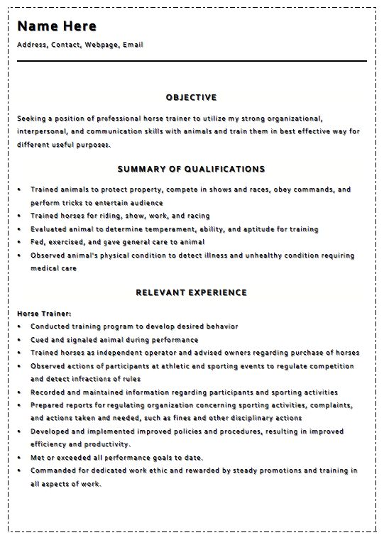 1895 best images about FREE RESUME SAMPLE on Pinterest ...