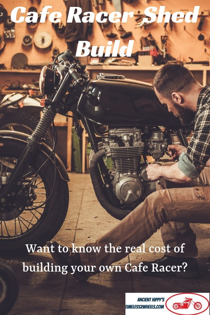 How Much Does It Cost To Build A Cafe Racer Triumph Cafe Racer
