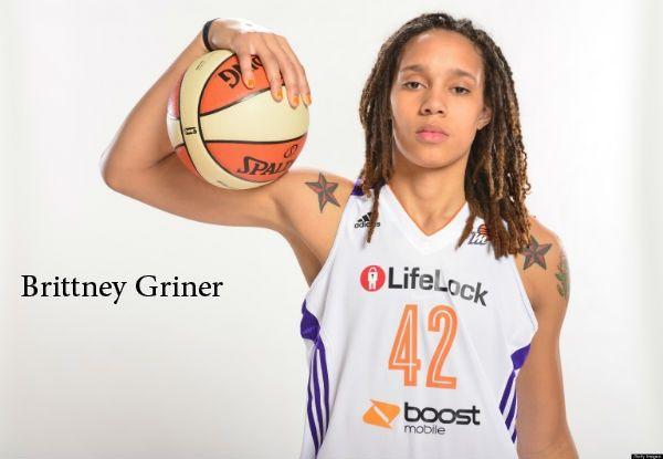 Brittney Griner - Basketball