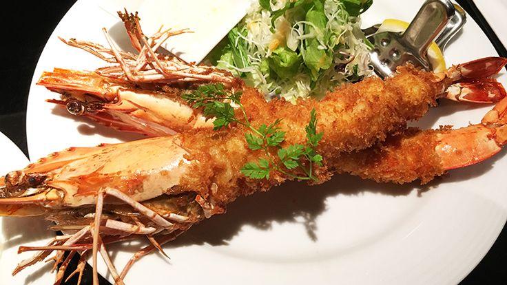 9月の第3月曜日は敬老の日であるが、同時に「海老の日」でもある。長寿を象徴するとして海老は昔からとても縁起のいい食べ物なのだそうです。決めた!9月は海老をたくさん食べることにする。単に「海老の日」に便...