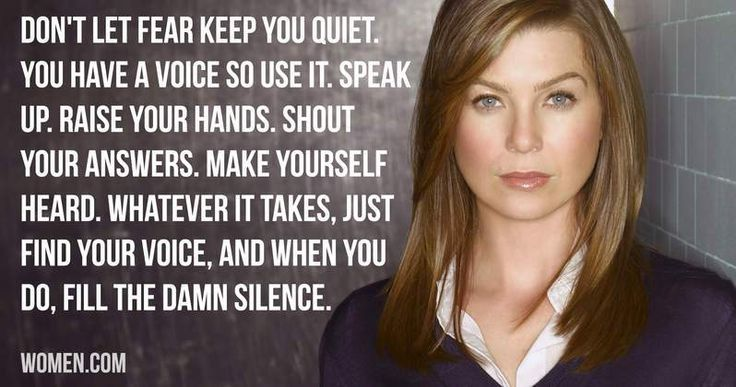 Meredith Grey Quotes, Grey's Anatomy Quotes, Quotes for life, Ellen Pompeo, Shonda Rhimes quotes.