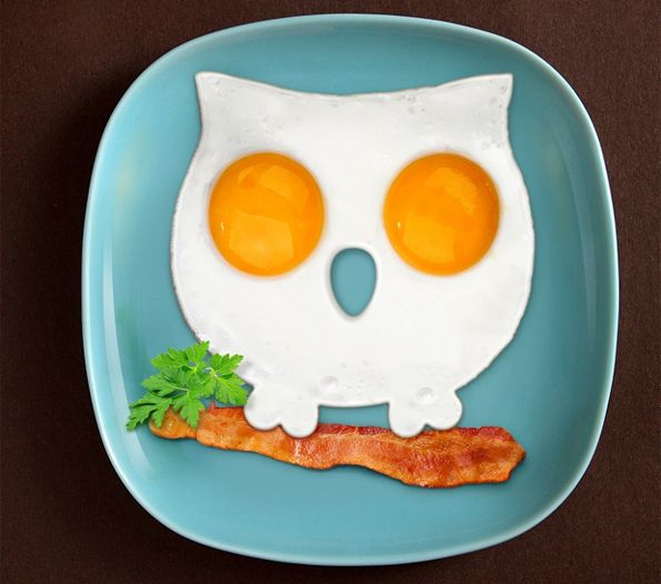 Whooo's Making ... Owl Egg Shaper