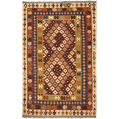 Maimana kelim - szövött keleti szőnyeg - BK 72161