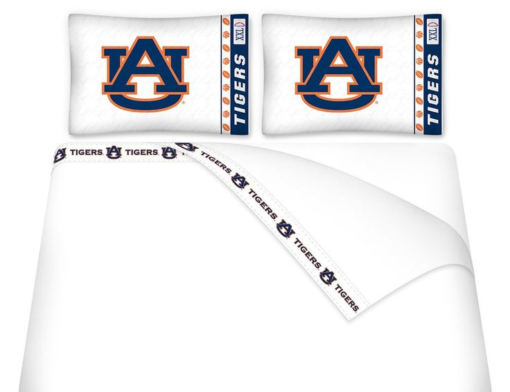 Auburn Tigers Sheet Set