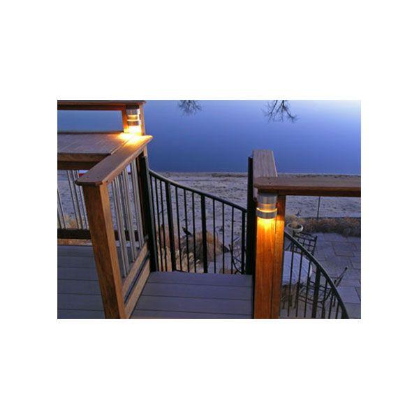 Berkley Rail Light By Highpoint Deck Lighting Stainless