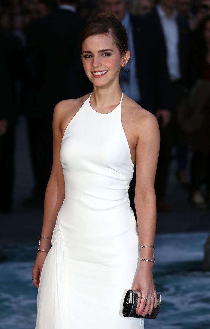 White dress emma watson - White Dress Emma Watson 34