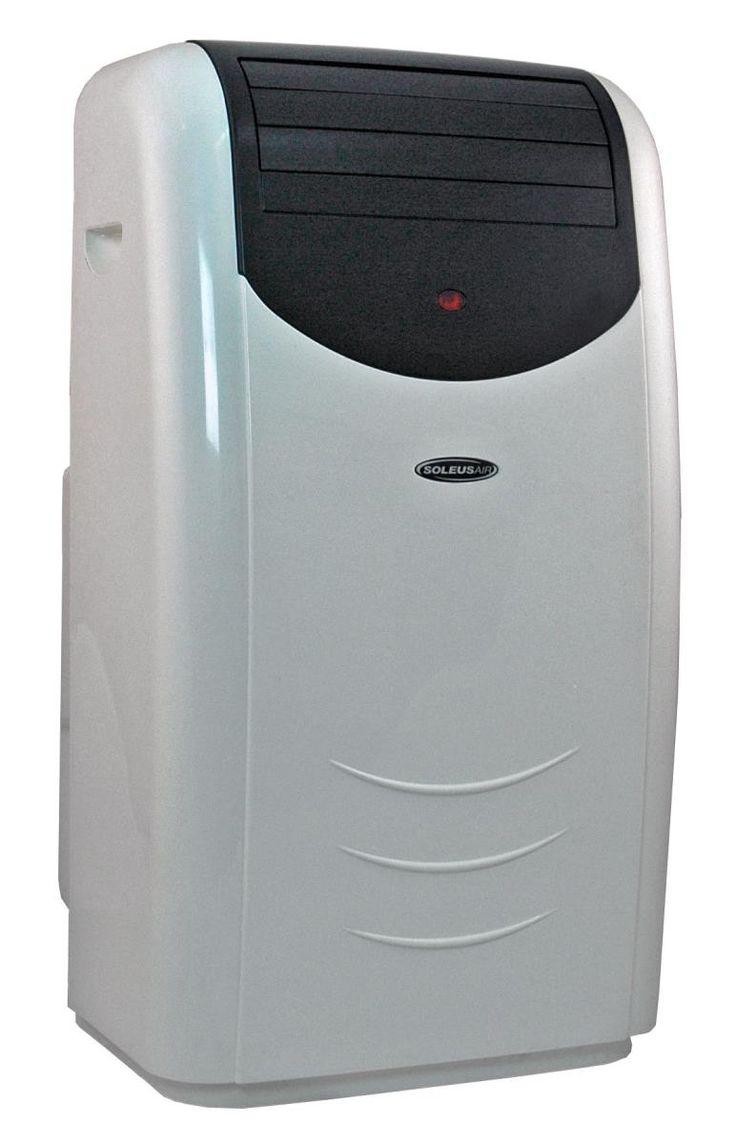 Soleus air 8000 btu portable air conditioner - The Lx 140 Portable Evaporative Air Conditioner Is A Space Saving Unit That Cools