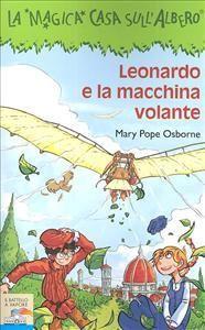 Leonardo e la macchina volante