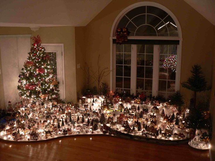 New Post dickens christmas village sets