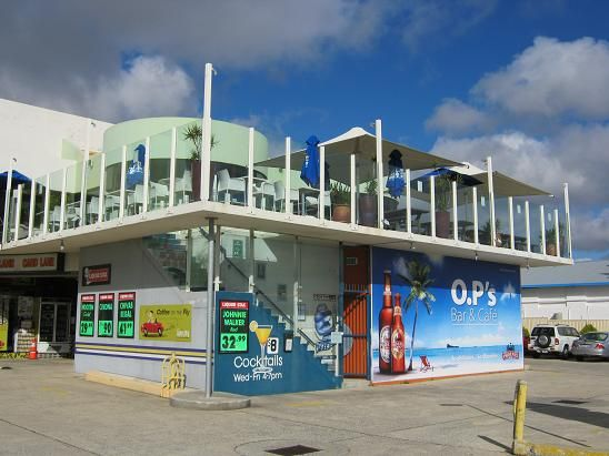 OP's Bar on Scarborough Beach Rd in Osborne Park. Where I purchase my favourite Mauritian beer - Phoenix.