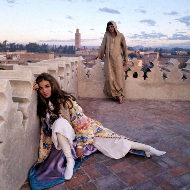 talitha getty | Talitha Getty, Marrakech                                                                                                                                                      もっと見る