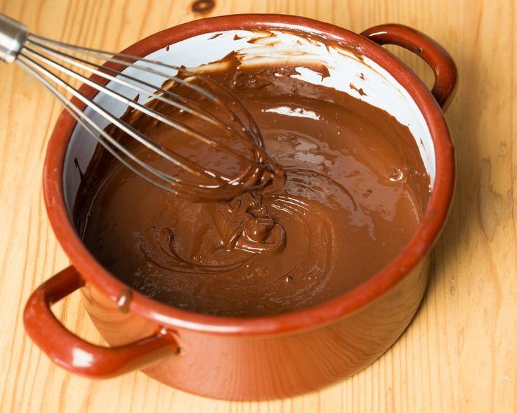 Csokoládékrém tortákba, süteményekbe! A valódi főtt csokoládékrém receptje! - Ketkes.com